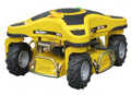 Spider Mini Slope Mower